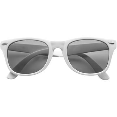 Picture of CLASSIC PLASTIC FASHION SUNGLASSES in Pink