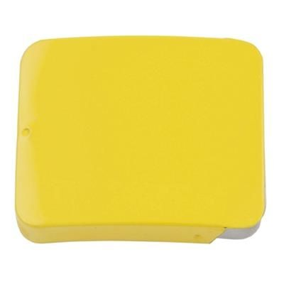 Picture of SLIDING TIN with 10g of Extra Strong Mints in Yellow