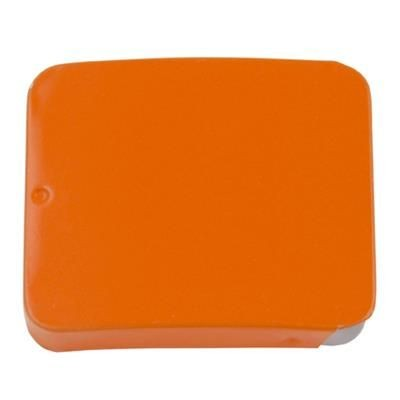 Picture of SLIDING TIN with 10g of Extra Strong Mints in Orange