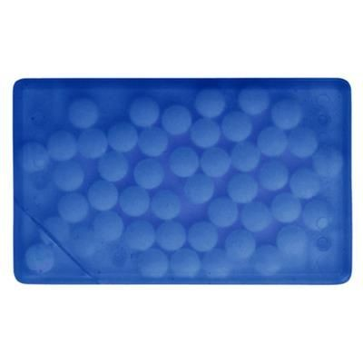 Picture of MINTS CARD with 8g of Mints in Dark Blue