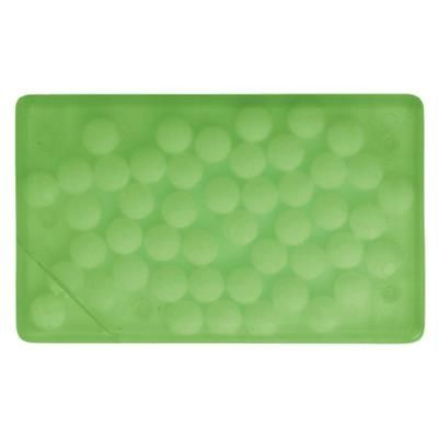Picture of MINTS CARD with 8g of Mints in Dark Green
