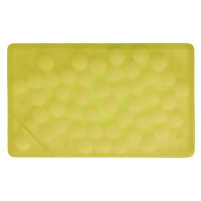 Picture of MINTS CARD with 8g of Mints in Yellow