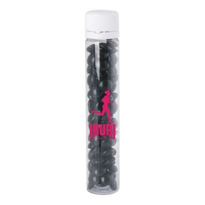 Picture of PLASTIC TUBE with 17g of Sugar Coated Chocolate Sweets