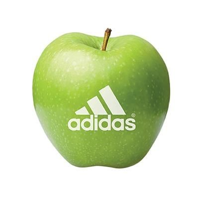 Picture of GREEN APPLE with Printed Logo