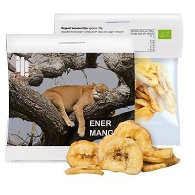 Picture of EXPRESS ORGANIC BANANA CHIPS