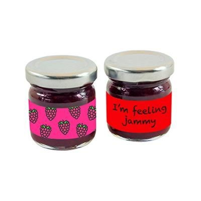 Picture of MINI JAR OF STRAWBERRY JAM