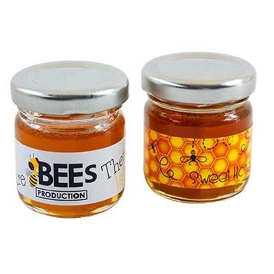 Picture of MINI JAR OF HONEY
