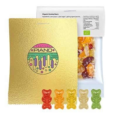 Picture of EXPRESS ORGANIC GUMMIES with Gelatine
