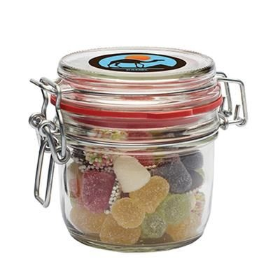 Picture of 125ML GLASS JAR with Choice of Base Category Sweets