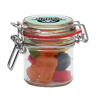 Picture of 255ML GLASS JAR with Choice of Special Category Sweets