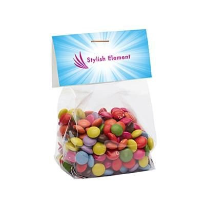 Picture of BAG with Card Base & Printed Header Board Filled with Special Category Sweets