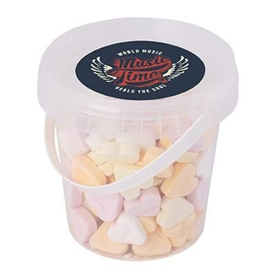 Picture of PLASTIC BUCKET FILLED with Base Category Sweets