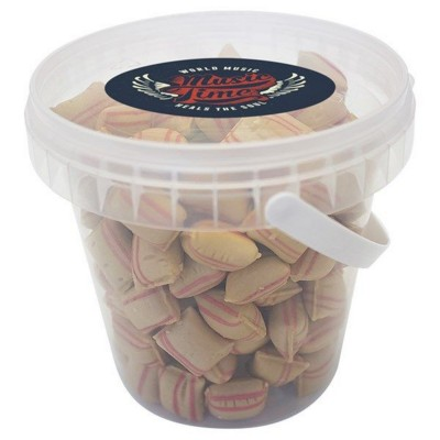 Picture of 450GR PLASTIC BUCKET FILLED with Cinnamon Pads