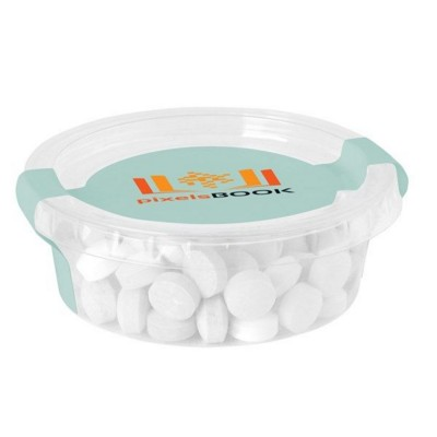 Picture of BIOBRAND SMALL SWEETS TUB, DEXTROSE MINTS 40GR