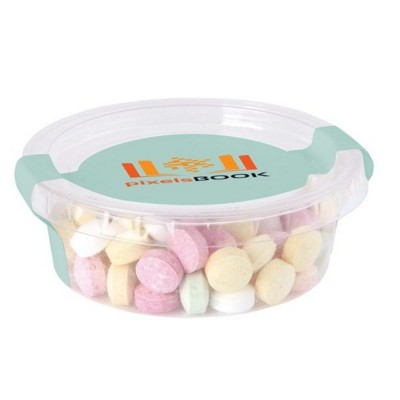 Picture of BIOBRAND SMALL SWEETS TUB, FRUIT SWEETS 40GR