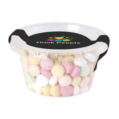 Picture of BIOBRAND MEDIUM SWEETS TUB, FRUIT SWEETS 65GR