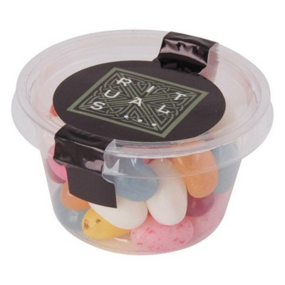 Picture of BIOBRAND MEDIUM SWEETS TUB, JELLY BEANS 65GR