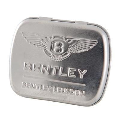 Picture of MINTS TIN with Embossed Lid