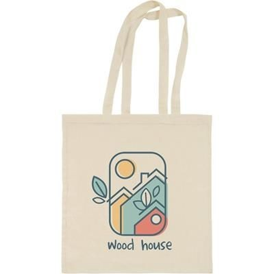 Picture of COTTON BAG in Natural