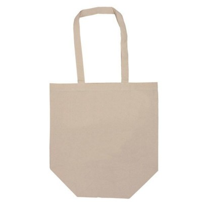 Picture of NATURAL CANVAS BEACH SHOPPER