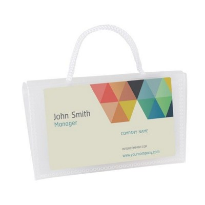 Picture of MINI CLEAR TRANSPARENT RECYCLABLE POLYPROPYLENE BAG