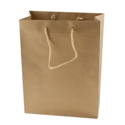 Picture of MATT LAMINATED PAPER BAGS 270 x 370 x 120 MM
