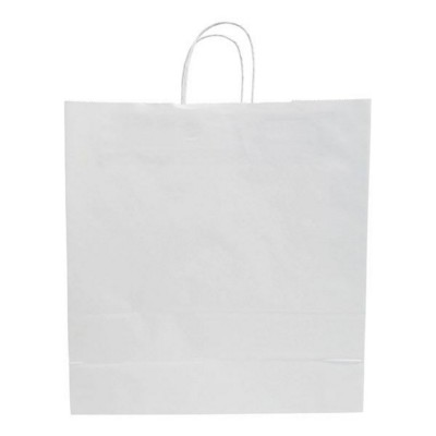 Picture of BUDGET PAPER BAG, TWISTED HANDLES - 450 x 160 x 480 MM