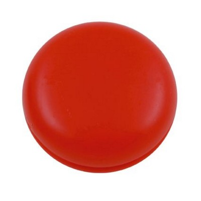 Picture of 55MM PLASTIC YOYO in Red