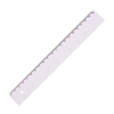 Picture of PLASTIC RULER, 20CM