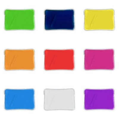 Picture of RECTANGULAR, COLD OR HAND WARMER HOT PACK