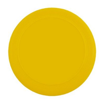 Picture of PLASTIC FRISBEE in Yellow