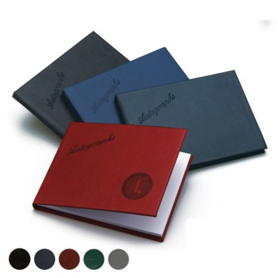 Picture of HAMPTON LEATHER AUTOGRAPH BOOK