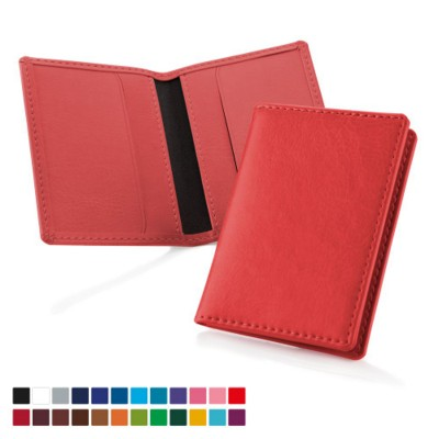 Picture of CREDIT CARD CASE WALLET HOLDER with Pockets for 4 Cards