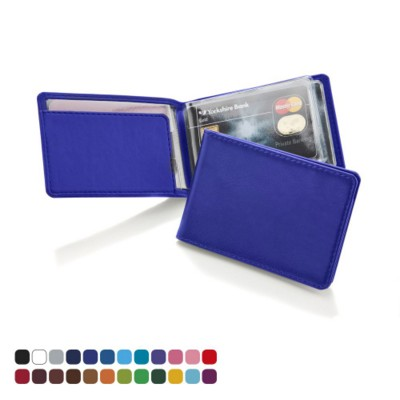 Picture of DELUXE CREDIT CARD CASE in Belluno PU Leather