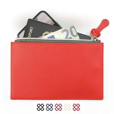 Picture of RECYCLED COMO SMALL ZIP ACCESSORY POUCH