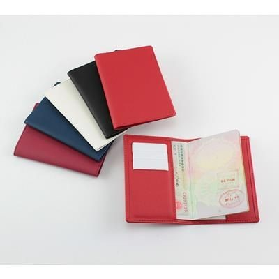Picture of COMO RECYCLED PASSPORT WALLET