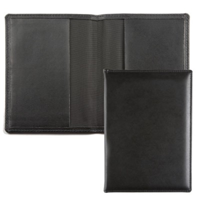 Picture of LEATHER PASSPORT WALLET in Richmond Nappa Leather