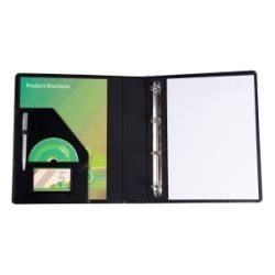 Picture of E LEATHER RING BINDER