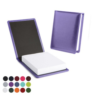 Picture of DELUXE DESK JOTTER in Belluno PU Leather