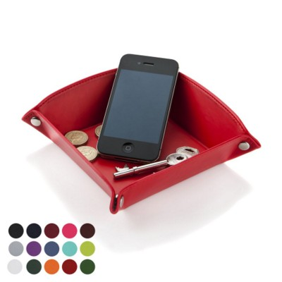 Picture of DESK TIDY ORGANIZER TRAY in Belluno PU Leather