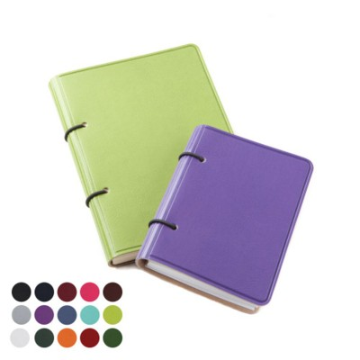 Picture of POCKET LACE JOURNAL in Belluno PU Leather
