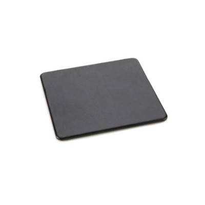 Picture of SQUARE COASTER in Black Belluno PU Leather