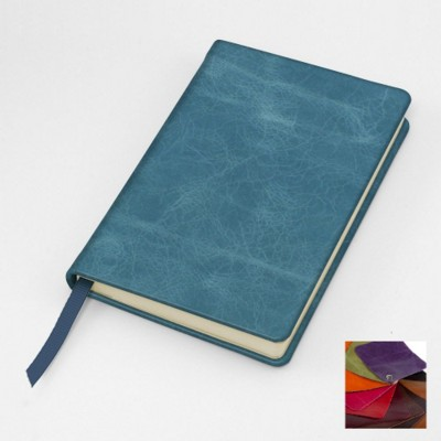 Picture of POCKET CASEBOUND NOTE BOOK in Kensington Nappa Leather