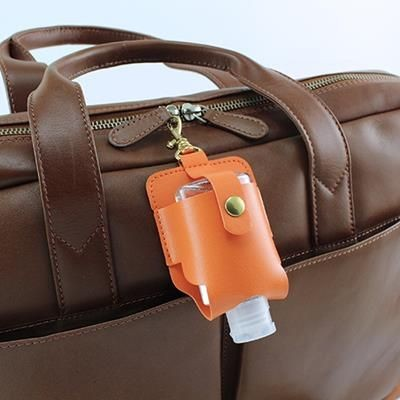 Picture of HAND SANITISER POUCH with Clip