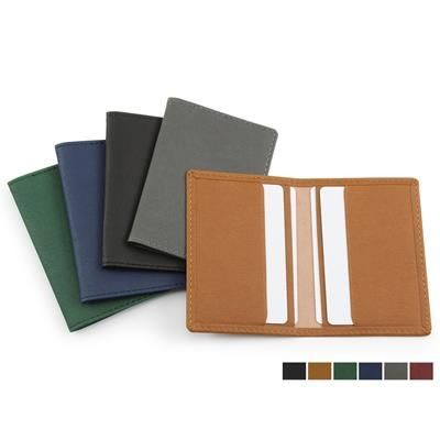 Picture of BIODEGRADABLE CREDIT CARD CASE with 4 Internal Pockets