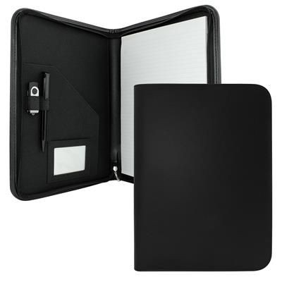 CLAPHAM A4 ZIP CONFERENCE PAD HOLDER