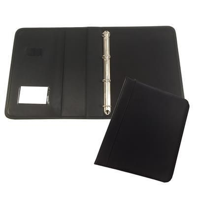 Picture of HOUGHTON PU A4 RING BINDER in Black