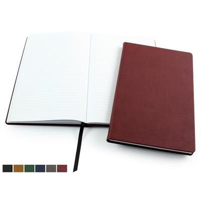 Picture of BIO-DEGRADABLE A5 CASEBOUND NOTE BOOK