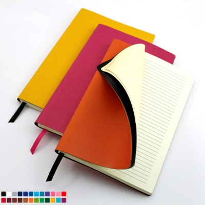 Picture of A5 FLEXI NOTE BOOK with Belluno or Torino to Exterior