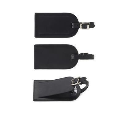 Picture of SANDRINGHAM NAPPA LEATHER LUGGAGE TAG
